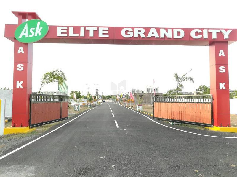A.S.K Elite Grand City - Elevation Photo