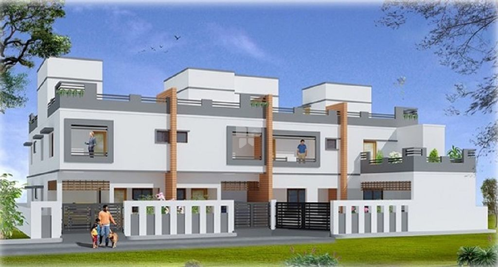 Cee Pee Gopinath Villa - Project Images