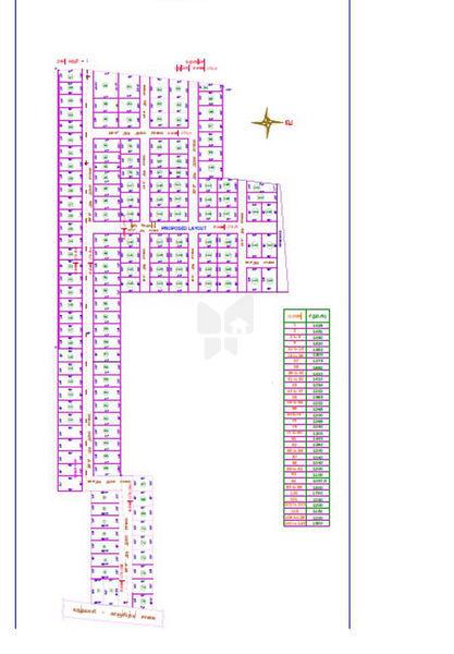 Agriyaa Goodwill Nagar - Master Plans