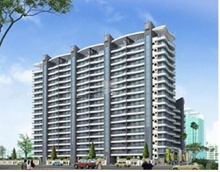 Hirani Trinity Tower - Project Images