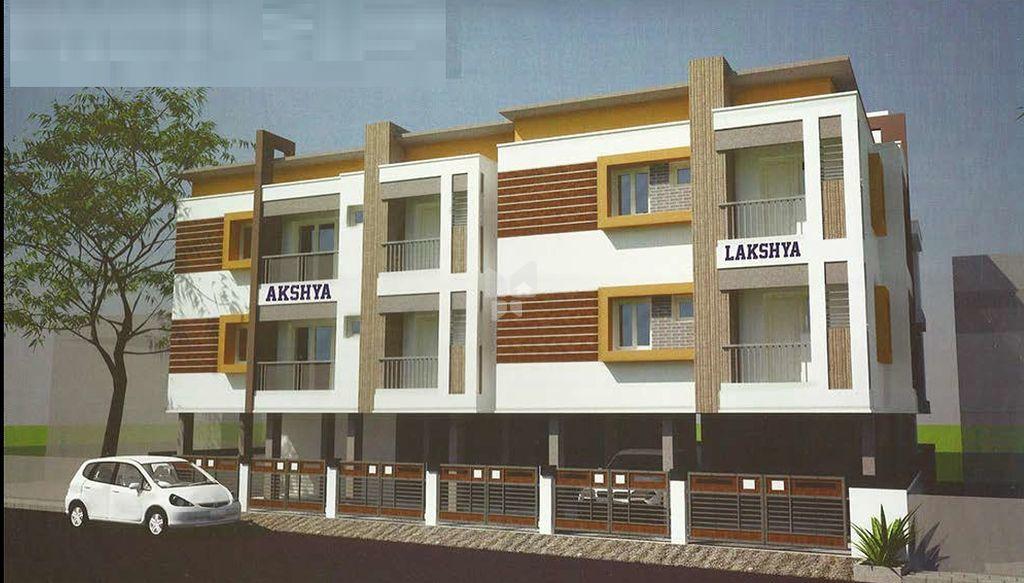 I5 Housing Akshya And Lakshya - Elevation Photo