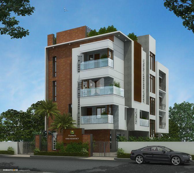 Pushkar Rana Residency - Elevation Photo