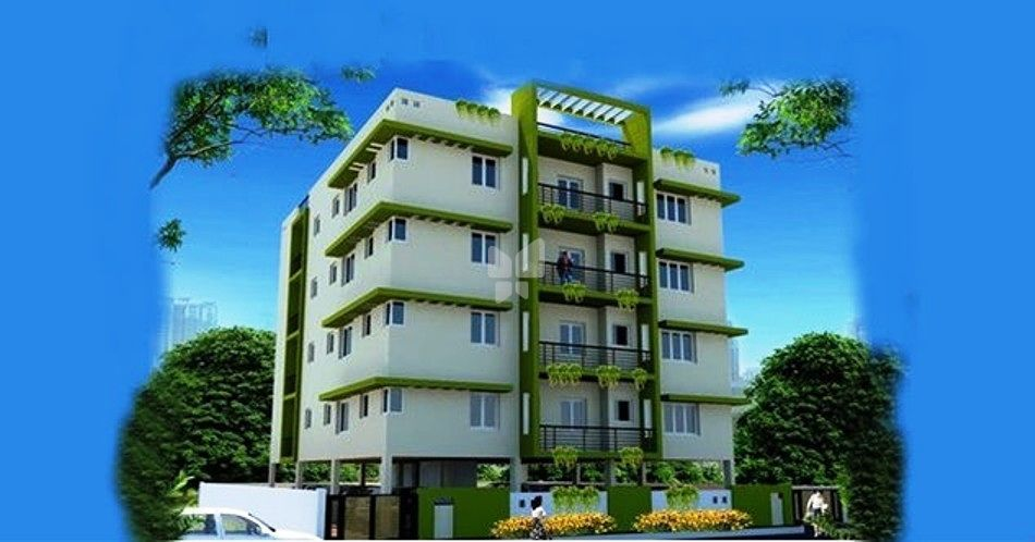 Majestic Krishna Apartment - Elevation Photo
