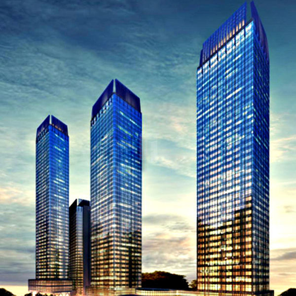 Indiabulls Blu Tower B - Project Images