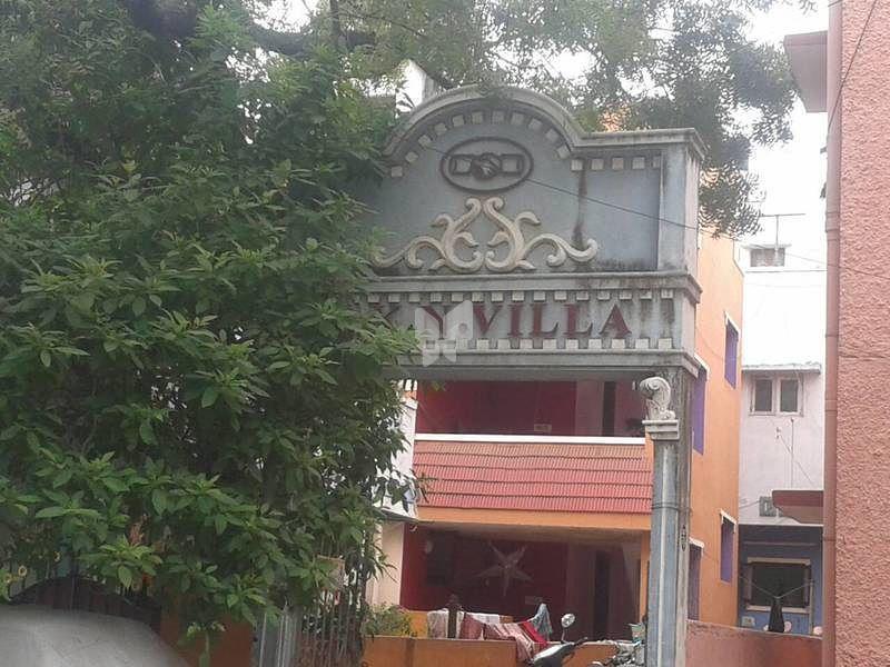 EGPI AKN Villa Gill Nagar - Elevation Photo