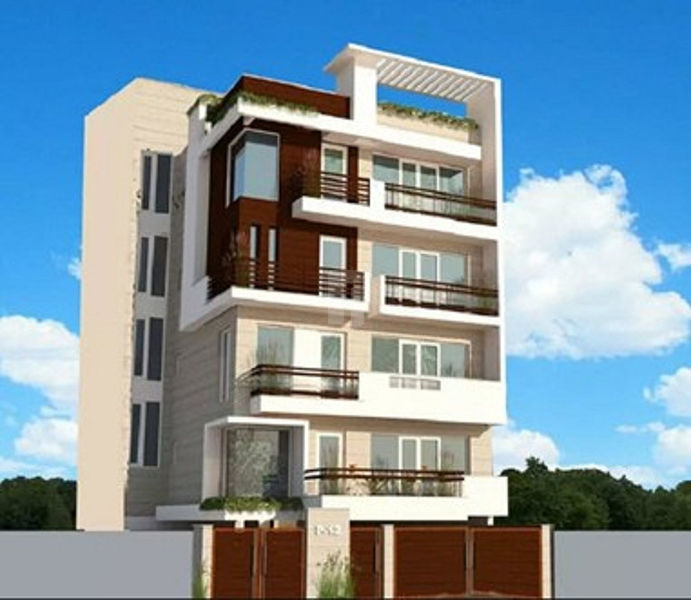Israni Home 4 - Elevation Photo
