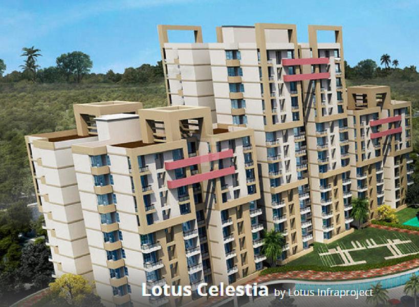 Lotus Celestia - Project Images