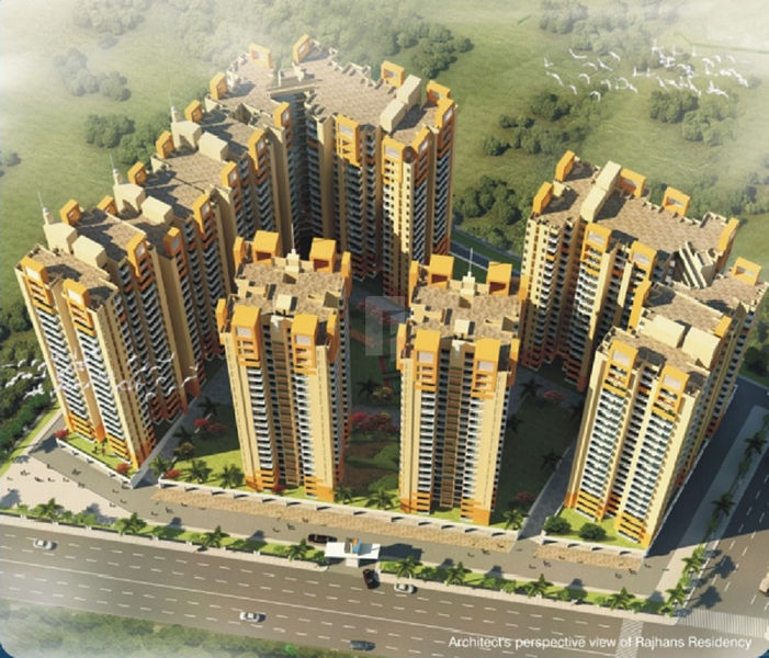 Rajhans Residency Phase 1 - Project Images