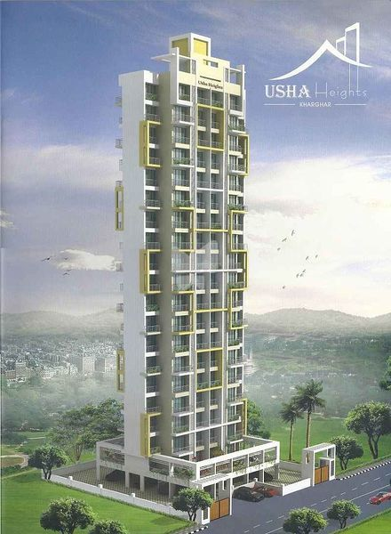 Aristo Usha Heights - Project Images