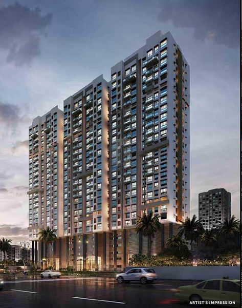 Hubtown The Premiere Residences Beverly - Elevation Photo