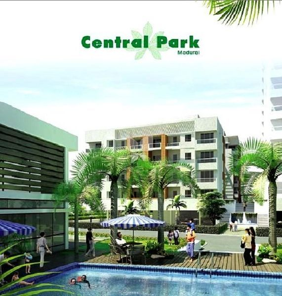 Indiabulls Central Park - Elevation Photo