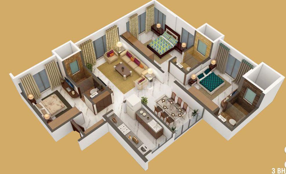 Chandak Ideal In Juhu Tara Road Mumbai By Group Get Trueprice Brochure Amenities Price Trendap On Roofandfloor The Hindu