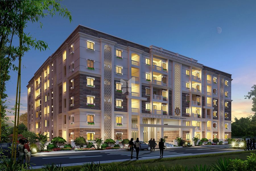 Projects by Swetcha Destinations LLP in Hyderabad - Roofandfloor
