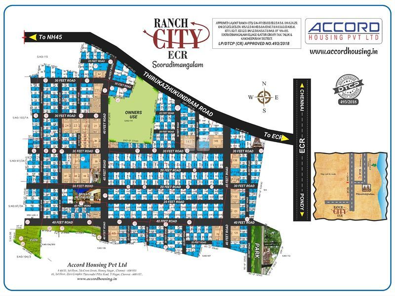 Accord Ranch City - Master Plans