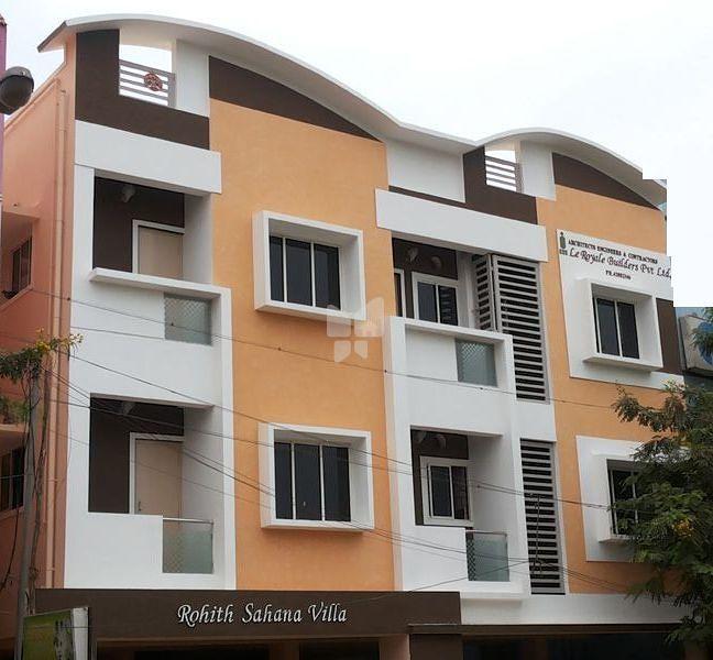 Royale  Rohith Sahana Villa - Project Images
