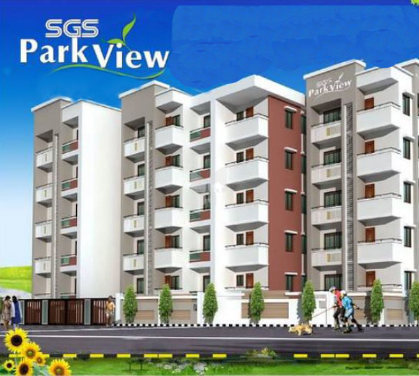 SGS Park View - Elevation Photo