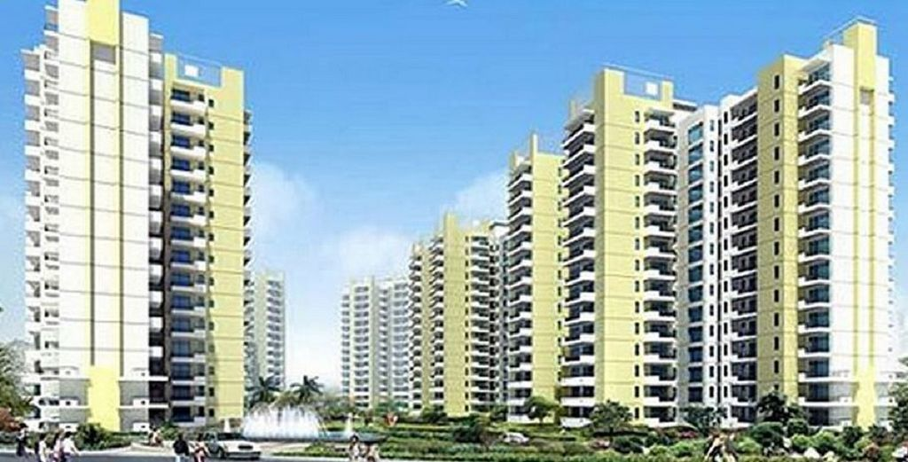 Amrapali Twin Towers - Project Images