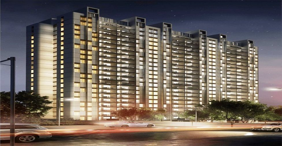 Kumar Princetown Tower - Project Images