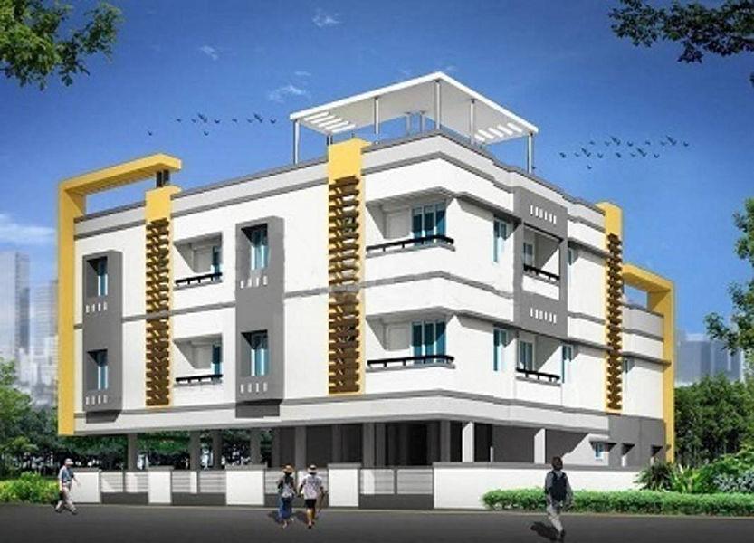 Vishnu Saral Flats - Project Images