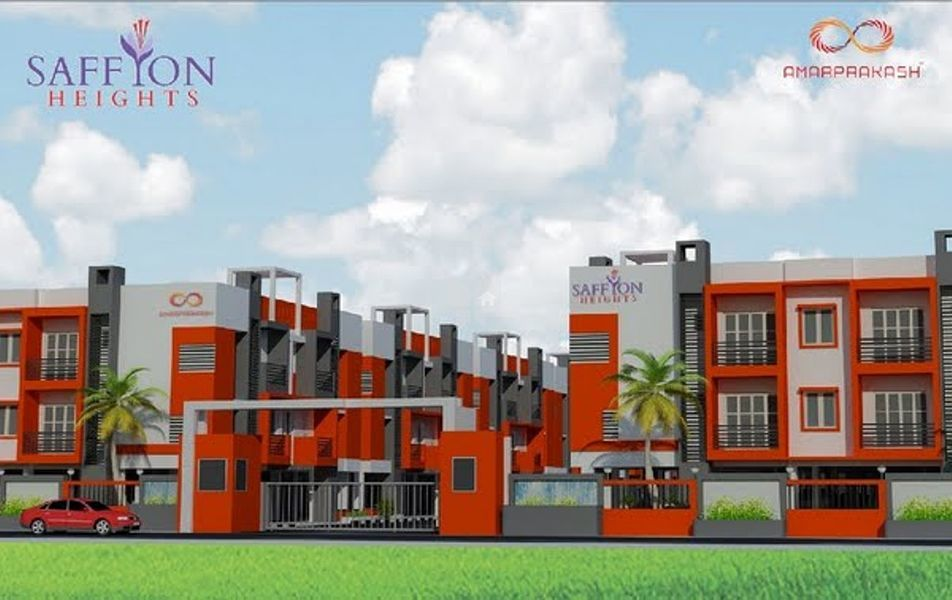 Amarprakash Saffron Heights - Project Images