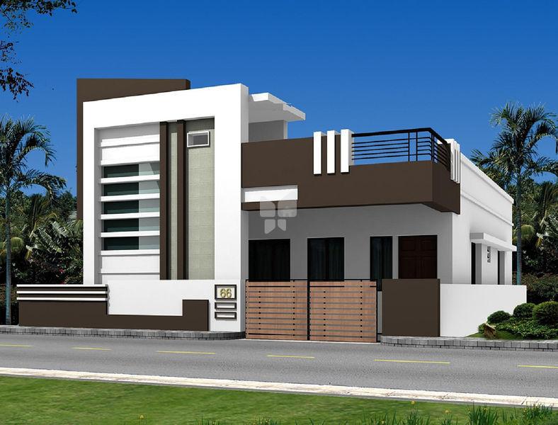 HV Surya Enclave - Elevation Photo
