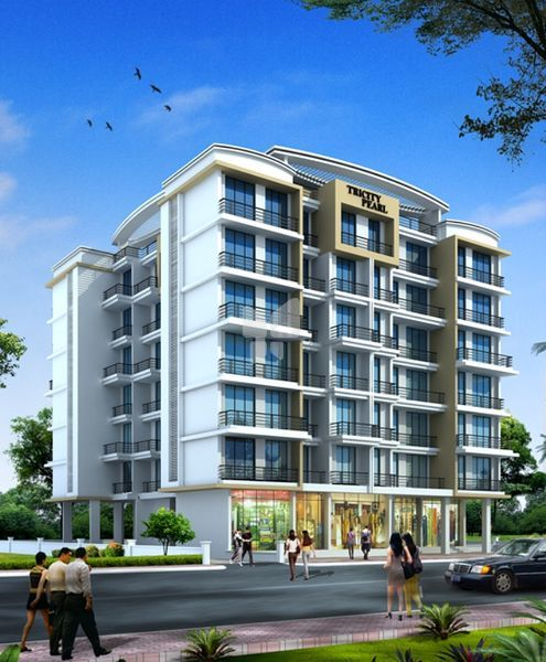 Tricity Pearl - Elevation Photo