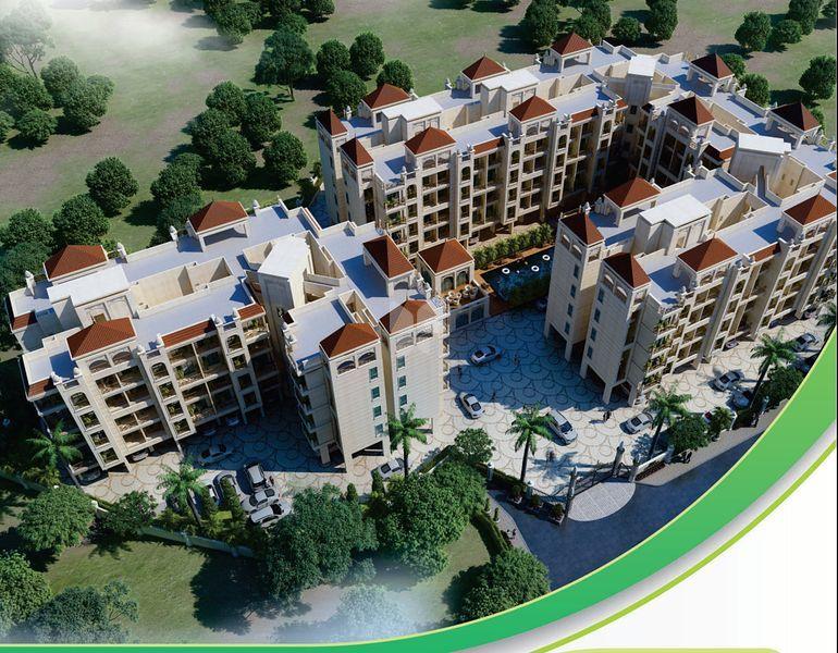 Shubham Jijai Complex - Project Images