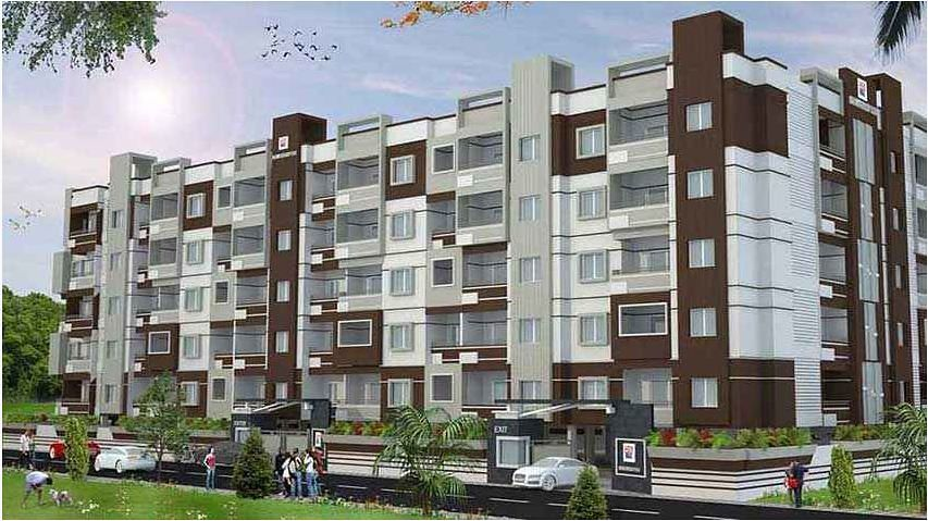 DS MAX Santhrupthi - Elevation Photo