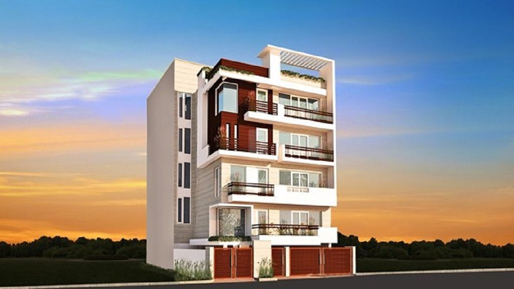 Jai Ambey Apartment 1 - Project Images