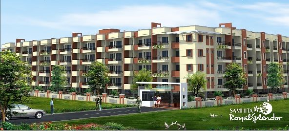 Samhita Royal Splendor - Elevation Photo