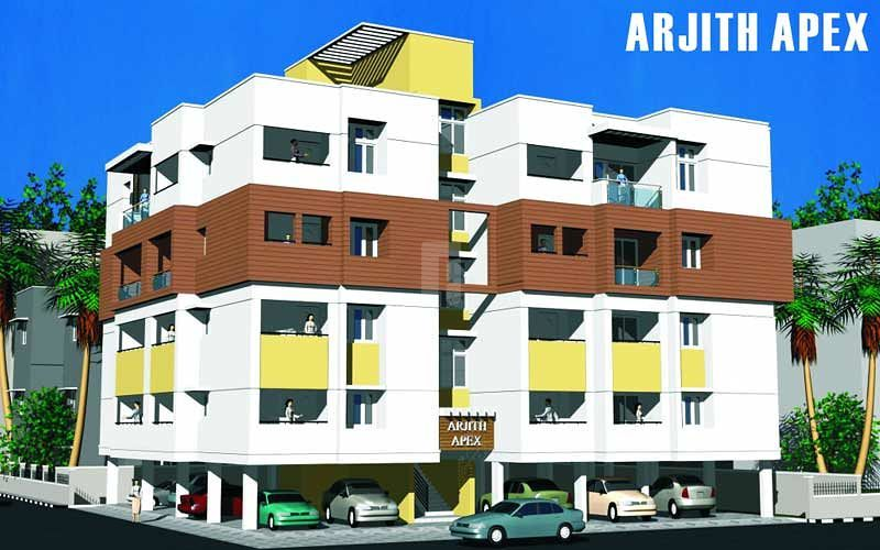 Arjith Apex - Project Images