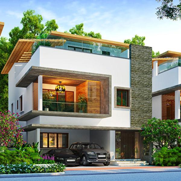 SMR Vinay Casa Carino - Elevation Photo