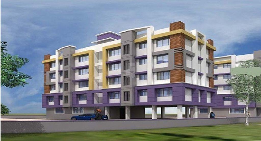 Nirmiti Balaji Residency - Elevation Photo