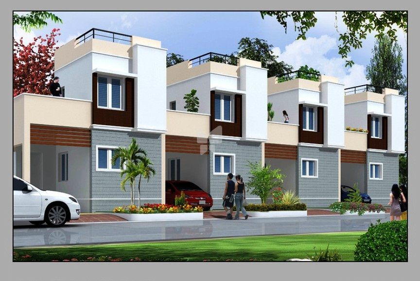 Sumathi Vidhaan Square - Project Images
