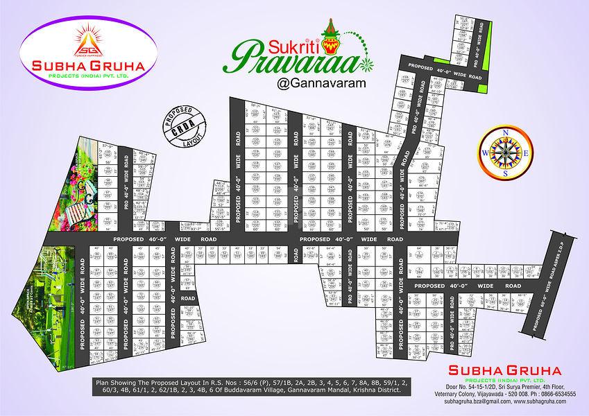 Sukrithi Pravaraa - Master Plan