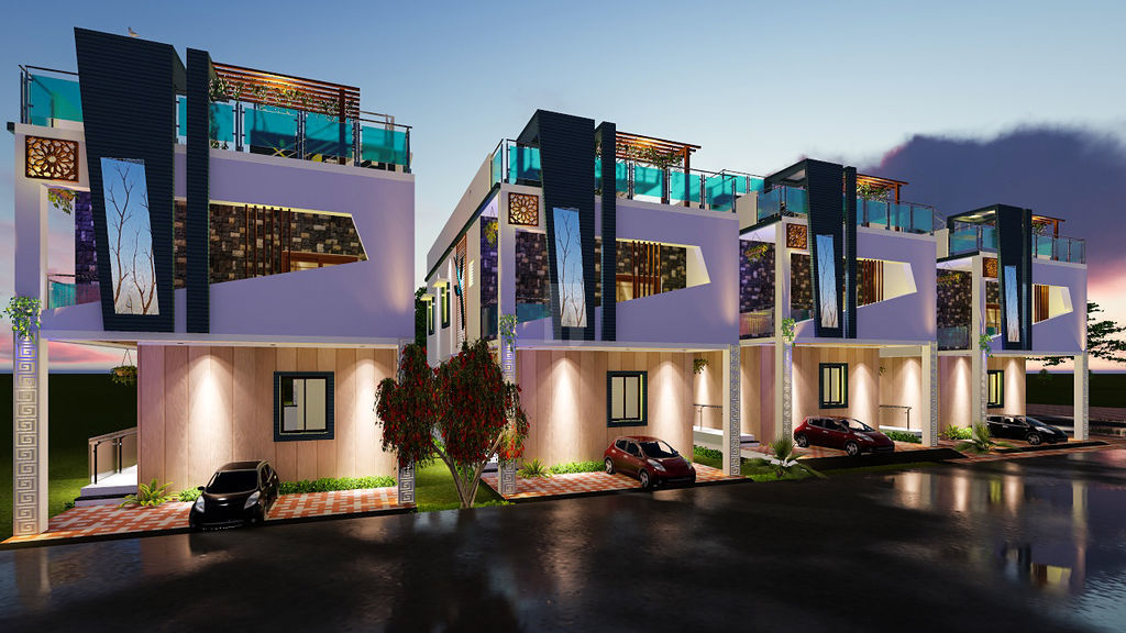 Lakshaya Villas - Project Images