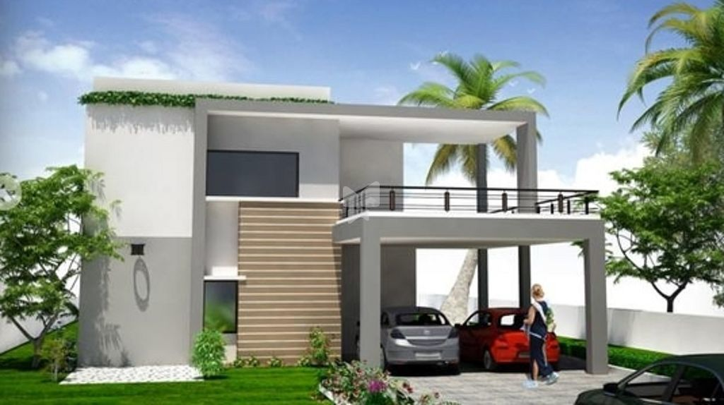 Sai Anirudh Pearl Meadows - Elevation Photo