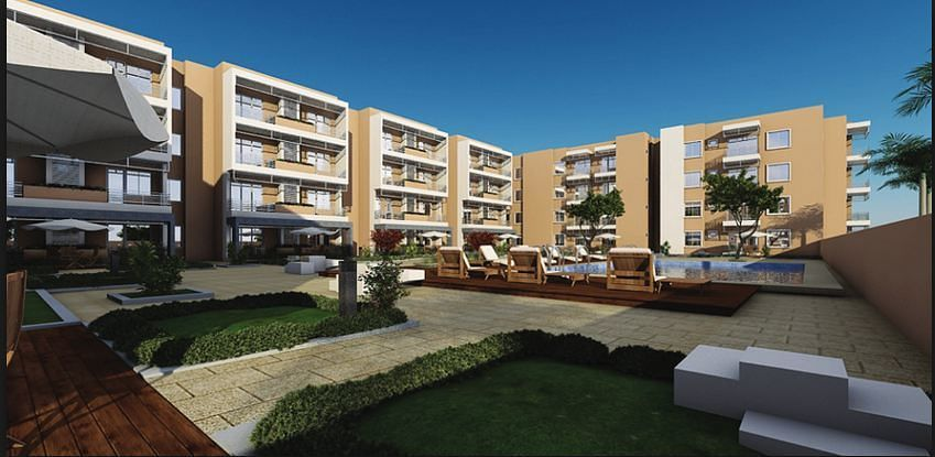 Amara Courtyard - Project Images