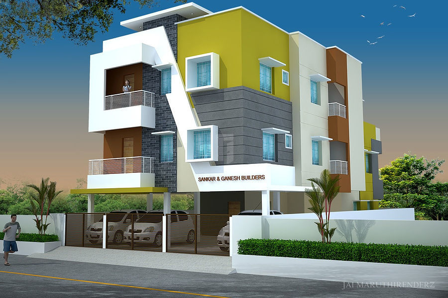 Vinayaga Residency - Project Images