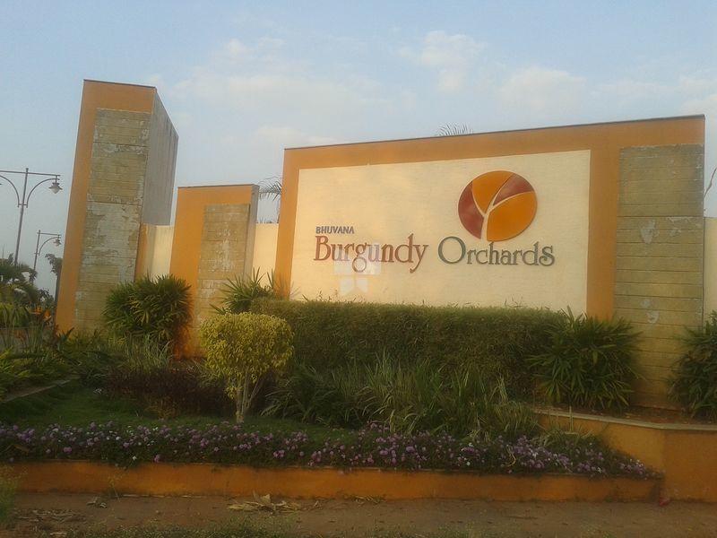 Bhuvana Burgundy Orchards - Elevation Photo
