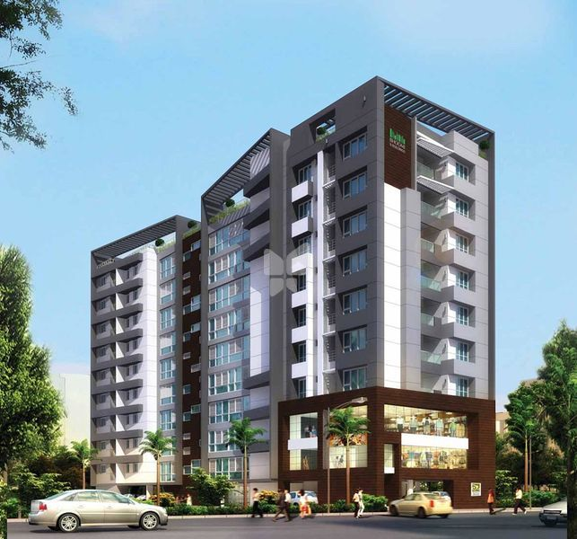 Bhoomi White Rose - Project Images