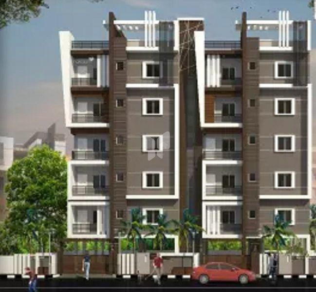 Satyams Navya Sree Enclave - Elevation Photo