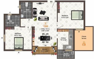 priyanka-life-space-in-maduravoyal-floor-plan-2d-r20