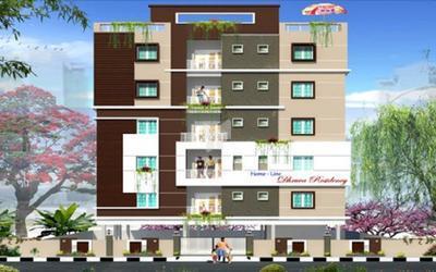 home-line-dhruva-residency-in-sainikpuri-elevation-photo-1fas