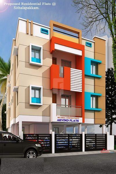 Vishnu Aravind Flats - Project Images