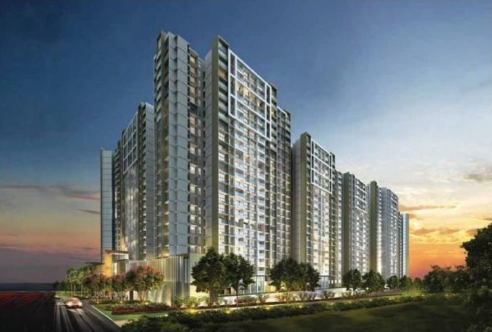 Sheth Vasant Oasis Phase II - Elevation Photo