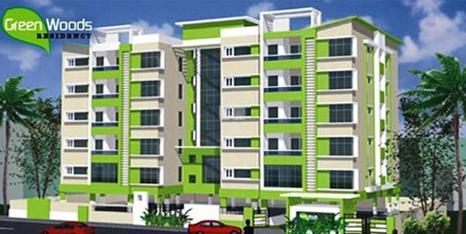 Obel Green Woods Residency - Project Images
