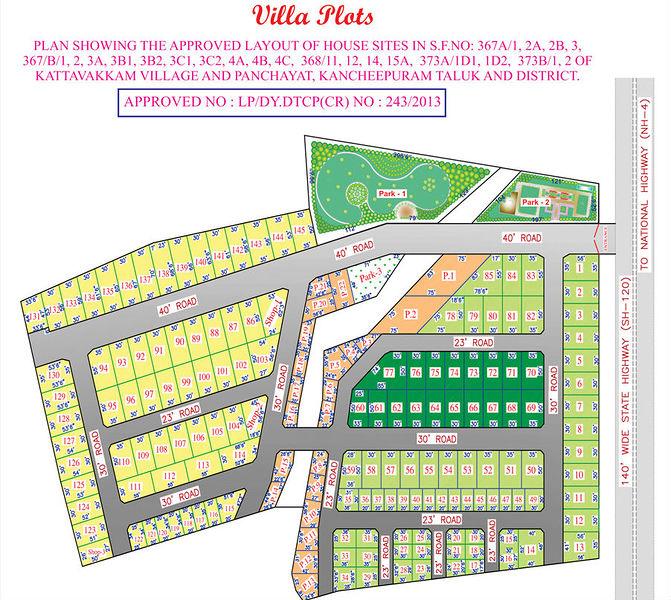 Ezee Viswaroop - Master Plans