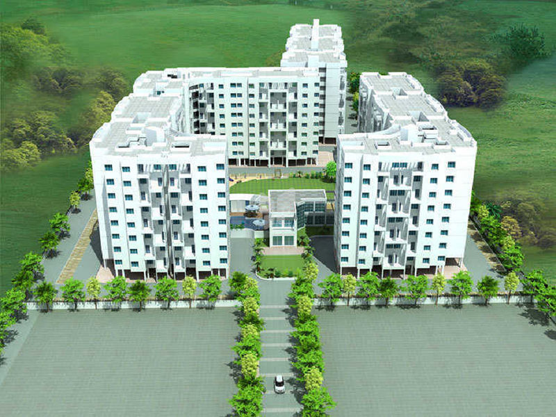 Anand Green County - Project Images