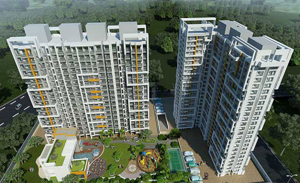 Sanghvi S3 Ecocity Woods Phase 2 - Project Images